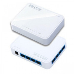 Latest Gadgets,LB-Link BL-SF801 10/100Mbps 8 Port Mini Ethernet Switch ,white,LGLBLBLSF8XXX-0002264 image here