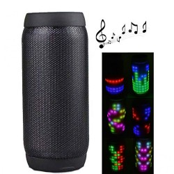 AEC BLUETOOTH SPEAKER WITH NFC MP3 AND FM RADIO - BLACK image here