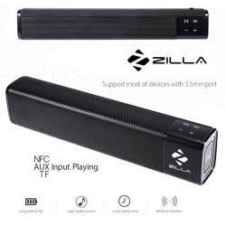 ZILLA-1000 20 WATT HIGH BASS MULTIFUNCTION BLUETOOTH SPEAKER - BLACK image here