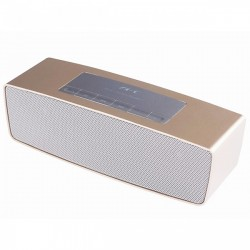 AEC MULTIFUNCTION BLUETOOTH SPEAKER WITH POWERBANK AND FM RADIO image here