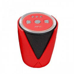 MULTIFUNCTION BLUETOOTH SPEAKER WITH FM RADIO AND MP3 PLAYER image here