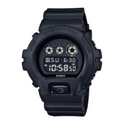 CASIO G-SHOCK DW-6900BB-1D image here
