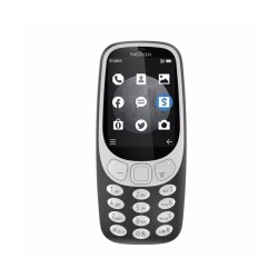 Nokia 3310 3G (Charcoal) image here