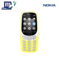 Nokia 3310 3G (Yellow) image here