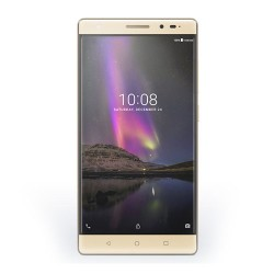 LENOVO PHAB 2 PLUS 32GB (CHAMPAGNE GOLD) WITH FREE JBL® EARPHONES AND CLEAR CASE image here