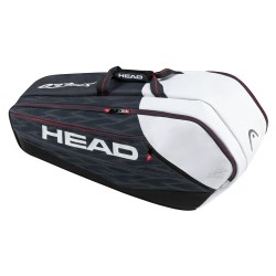 HEAD, DJOKOVIC 9R SUPERCOMBI BKWH, Black, HD283087BKWH image here