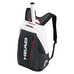 HEAD, DJOKOVIC BACKPACK BKWH, Black, HD283097BKWH image here