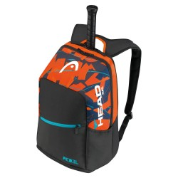 HEAD, REBEL BACKPACK BKOR, Orange, HD283187BKOR image here
