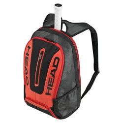 HEAD, TOUR TEAM BACKPACK BKRD, Red, HD283477BKRD image here