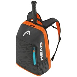 HEAD REBEL BACKPACK BKOR image here