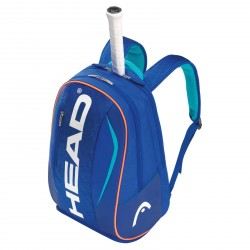 HEAD, TOUR TEAM BACKPACK BLBL, Blue, HD283256BLBL image here