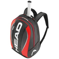 HEAD, TOUR TEAM BACKPACK BKRD, Red, HD283256BKRD image here