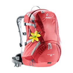 DEUTER FUTURA 20SL (CORAL-CRANBERRY) Red D341945522d image here