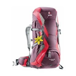 DEUTER FUTURA 34SL (AUBERGINE-FIRE) Red D342645522 image here