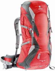 DEUTER FUTURA PRO 42 (FIRE-GRANITE) Red D342945510d image here