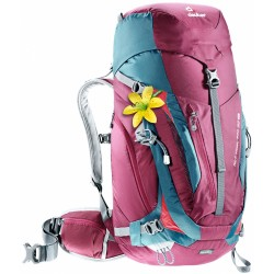 Deuter ACT Trail Pro 32 SL (BLACKBERRY-ARCTIC) Magenta D344105309 image here