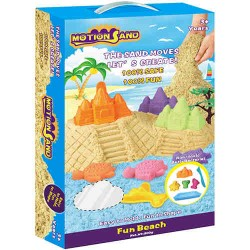 Motion Sand,Deluxe Box-Fun Beach Playset,MS-MS-1001A image here