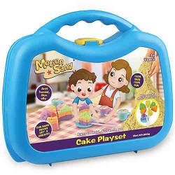 MOTION SAND DELUXE BOX - CAKE PLAYSET image here