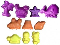 Motion Sand | 3D Beach Animals Moulds image here