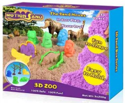 Motion Sand | 3D Sand Box – 3D Zoo image here