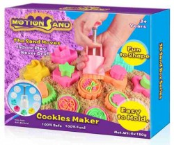 Motion Sand | 3D Sand Box – Cookie Maker image here