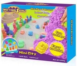 Motion Sand | 3D Sand Box – Mini City image here