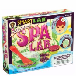 All-Natural Spa Lab image here