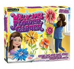 Smartlab Wallscapes Flower Garden image here