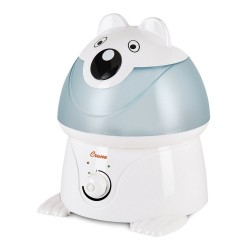 "CRANE ADORABLE COOL MIST HUMIDIFIER – ""CHAUNCY THE POLAR BEAR"" image here"