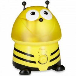 """CRANE ADORABLE COOL MIST HUMIDIFIER - """"BUZZ THE BUMBLEBEE"""" image here"""