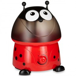 """CRANE ADORABLE COOL MIST HUMIDIFIER - """"LILY THE LADY BUG""""   image here"""