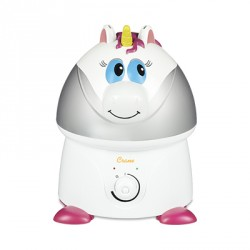 """CRANE ADORABLE COOL MIST HUMIDIFIER - """"MISTY THE UNICORN""""  image here"""