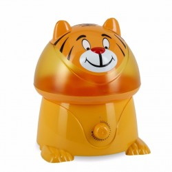 "CRANE ADORABLE COOL MIST HUMIDIFIER - ""TIMMY THE TIGER""   image here"