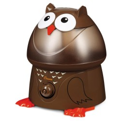 "CRANE ADORABLE COOL MIST HUMIDIFIER - ""OSCAR THE OWL"" image here"