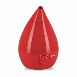 CRANE DROP SHAPE COOL MIST HUMIDIFIER - RED image here