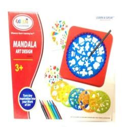 First Classroom Mandala Art Design image here