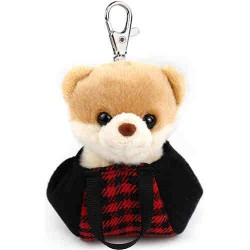 Gund Itty Boo In Bag Keychain image here