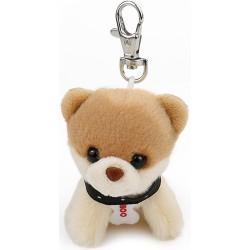 Gund Itty Boo In Collar Keychain image here