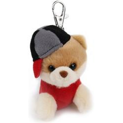 Gund,Gund Itty Boo In Hat Keychain,4059412 image here