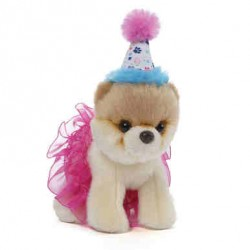 Gund,Ib Boo #027 Birthday Tutu,4050515 image here