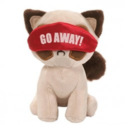 Gund,Grumpy Cat Box O Grump Nighty Night 4.5 Plush Toy,4059100 image here