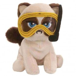 Gund,Grumpy Cat Box O Grump Fishing 4.5 Plush Toy,4059102 image here