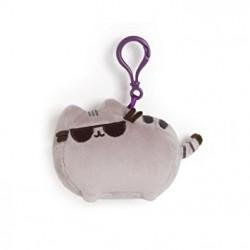 Gund – Pusheen Sunglasses Backpack Clip Stuffed Animal image here