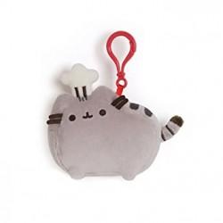 Gund – Pusheen Chef Hat Backpack Clip Stuffed Animal image here