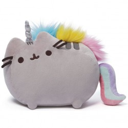 Gund,Pusheenicorn Stuffed Pusheen Plush Unicorn, 13L,Gund29 image here