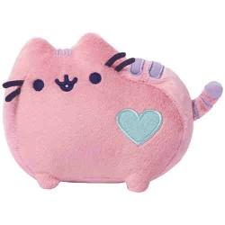 Gund Pusheen Cat Pastel Pink Plush Stuffed Animal, 6 Inches image here