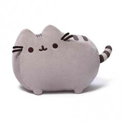 Gund Pusheen Cat Plush Stuffed Animal, 6 Inches image here