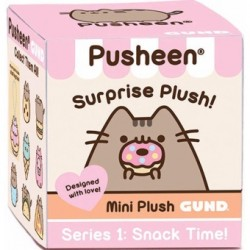 Gund,Pusheen Blind Box-Series #1 Plush,4054853 image here