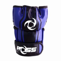 POSS GT MMA Gloves - Blue image here
