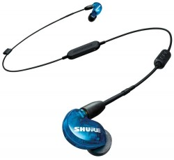 Shure SE215SPE-B-BT1-A Sound Isolating Earphones Wireless image here